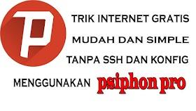 Cara Akses Internet Gratis di Android dengan Psiphon