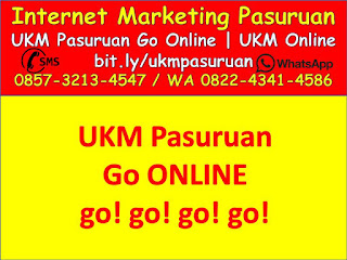Internet Marketing Pasuruan : Cara Riset UKM Pasuruan di Dunia Online