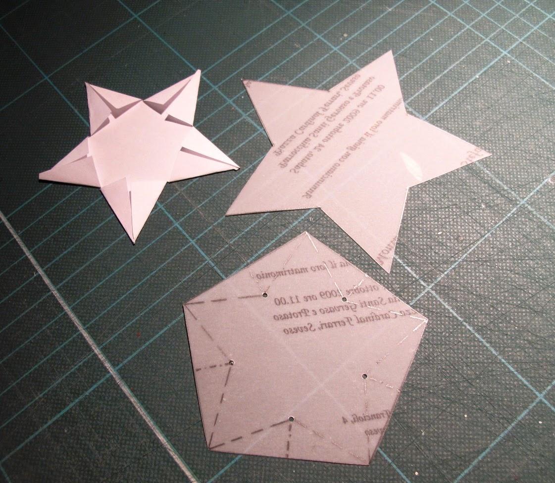 Magiche Stelle di Carta