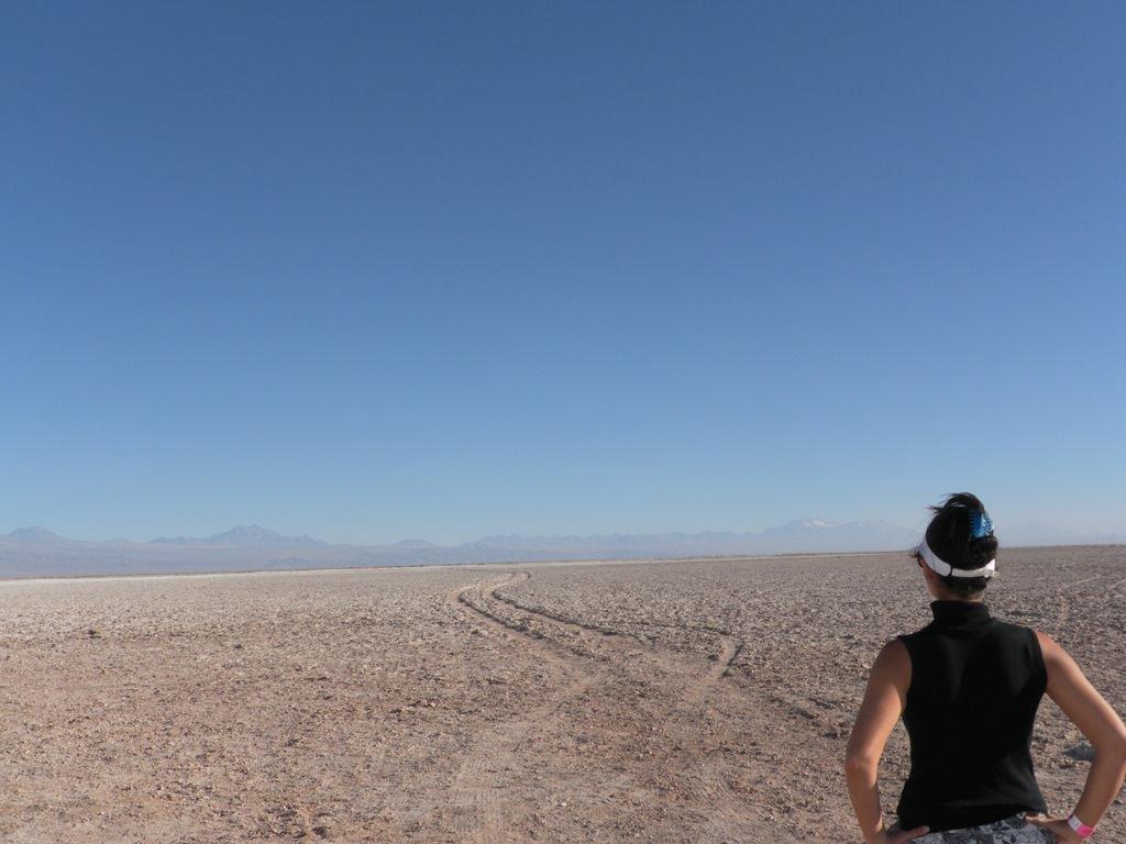 Ojos del Salar no Atacama