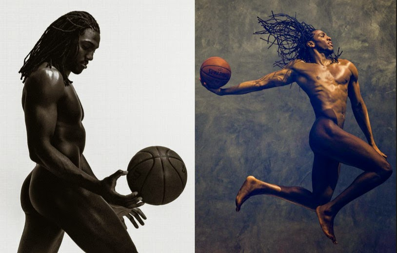 Kenneth Faried Espn Body Issue the{GAY}tekeepe...