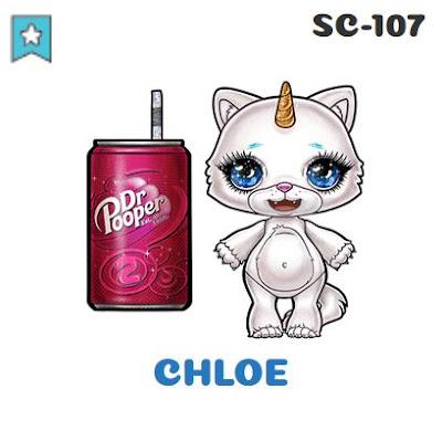 Poopsie Sparkle Critters Chloe