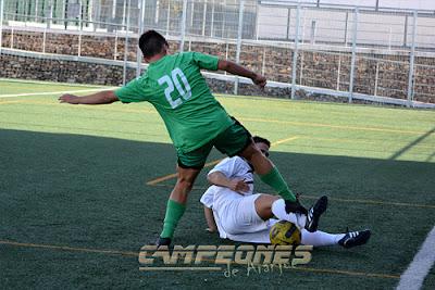 Fútbol Aranjuez Sitio de Aranjuez - Ciempozuelos CF