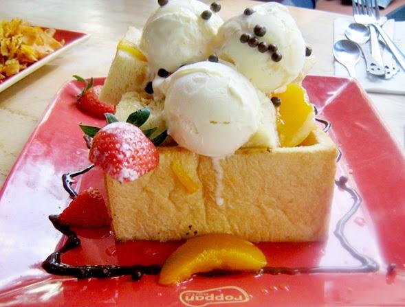 Roppan Bandung Menikmati Desert Ala Jepang Wisata Kuliner Di Bandung