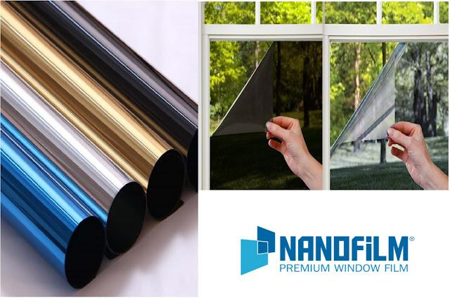 NanoFIlm- chuyên phân phối decal dán kính chống nắng tại Tam Kỳ, Quảng Nam