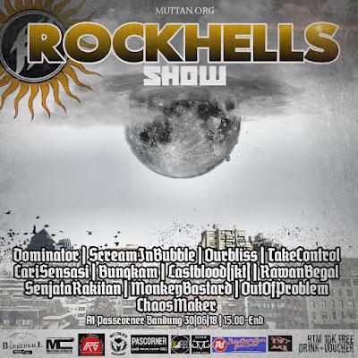 ROCKHELLS SHOW