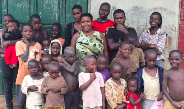 39-Year-Old Woman From Uganda With 38 Children
