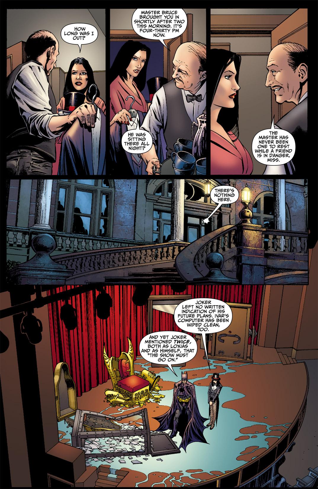 Detective Comics (1937) 834 Page 10