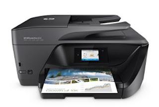 HP Officejet Pro 6970 mise à jour pilotes imprimante