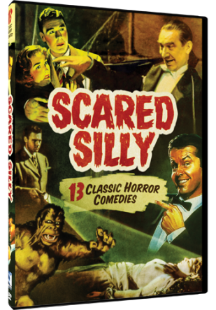DVD Review - Scared Silly: 13 Classic Horror Comedies