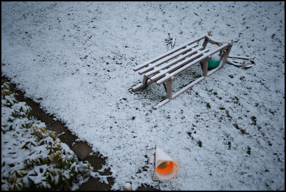 Evenwicht Tussen Beeld En Reden Sneeuw En Modder Engels