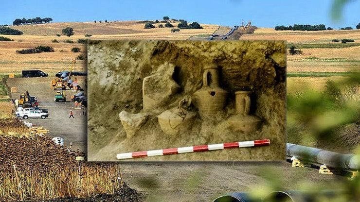 Πάνω από 400 αρχαιολογικές ανασκαφές και τομές στη διαδρομή του αγωγού ΤΑΡ