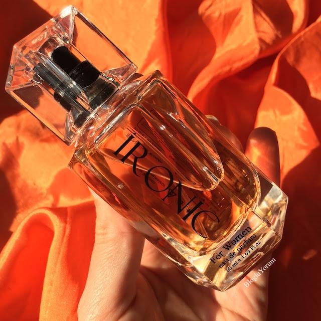 hobi parfümeri ironic kadın parfüm