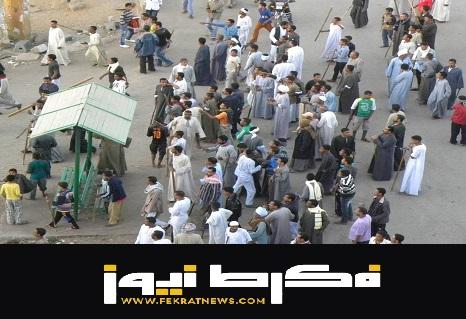 اشتباكات عنيفة بالأسلحة النارية تشهدها محافظة أسيوط وسقوط ضحايا وإصابات
