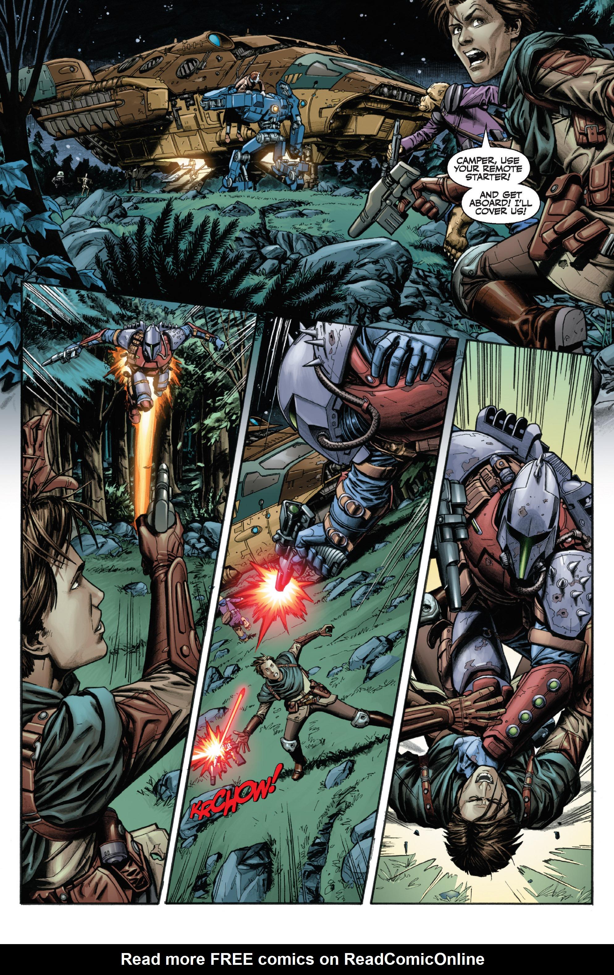 Read online Star Wars Omnibus comic -  Issue # Vol. 29 - 161