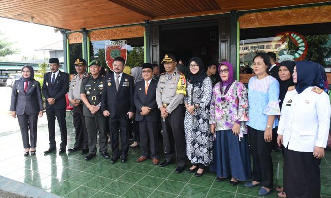 Sulit Dipisahkan, Wali Kota Palopo ke Cakka: Sini ki' Pak Wagub