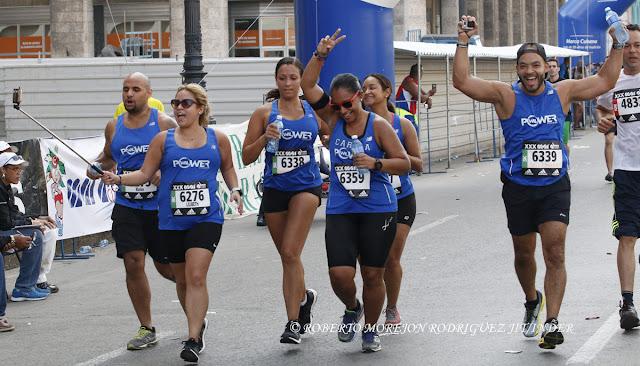 Correr una maratón, un reto a la voluntad humana