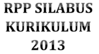 Image result for rpp kurikulum 2013