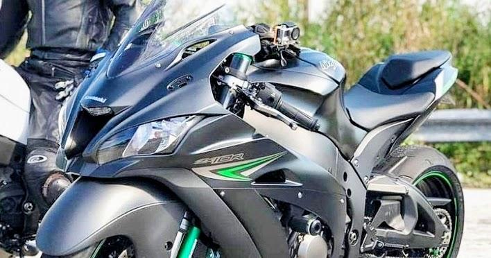 2020 Kawasaki Ninja ZX10R with more power launched