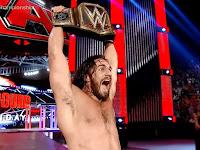 WWE - Seth Rollins consigue el título bajo polémica