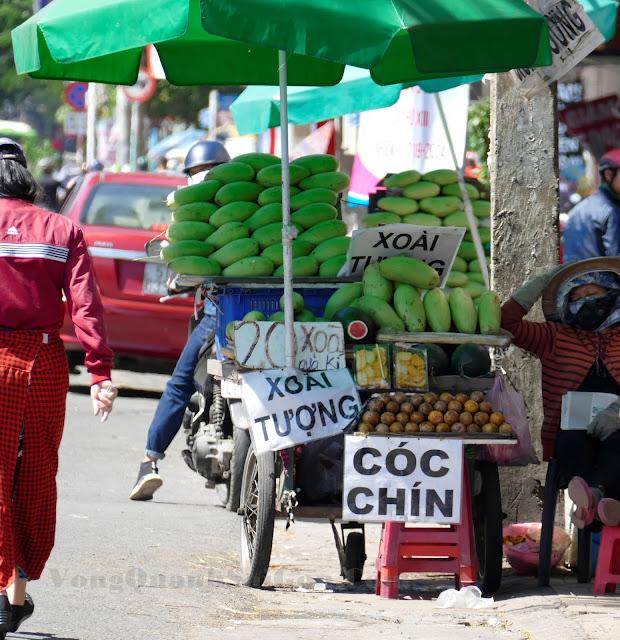 """Xe xoài """"Tượng"""" 40 năm ở Sài Gòn"""