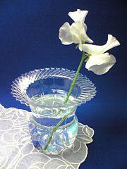 Vas bunga unik dari botol plastik 430c1569cb