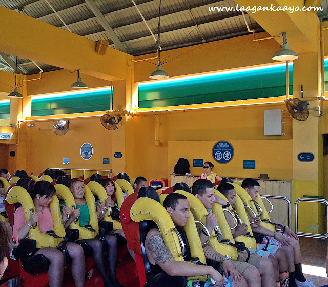 Hair Raiser @ Ocean Park Hong Kong