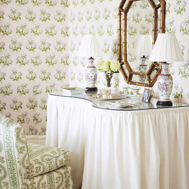 Master Bedroom, Dressing Table