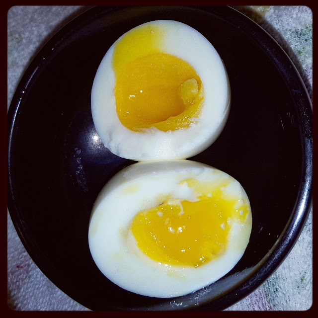 Food: Under Pressure: Perfect Soft Boiled Eggs [Instant Pot ...