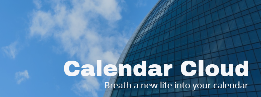 Calendar Cloud's blog
