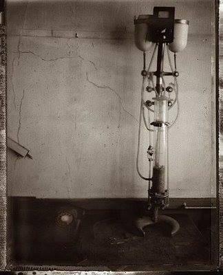 SCP-201 - The Empty World