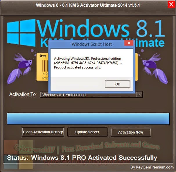 MS Activator Ultimate 2014-15
