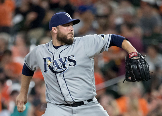 Philadelphia Phillies add Tommy Hunter to the bullpen