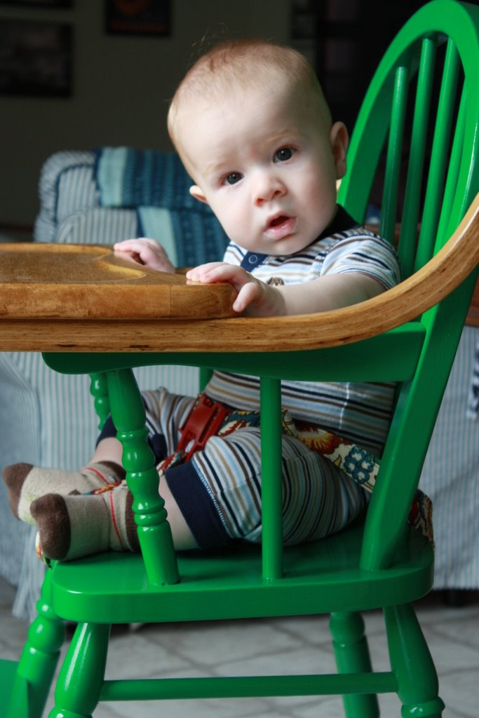 high chair for baby who can't sit up 2