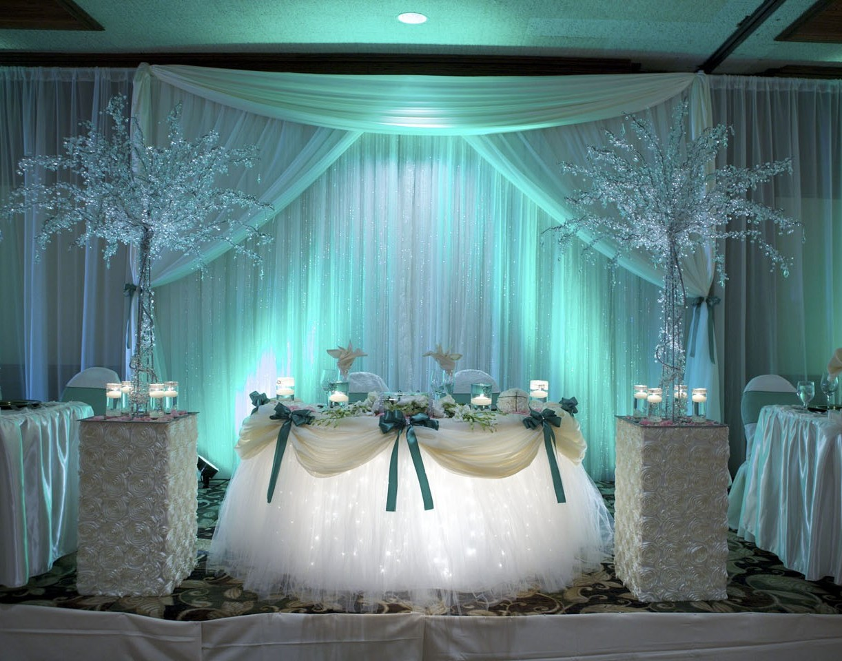 Decorations Tables Wedding Ideas