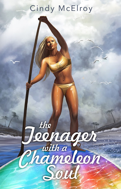 The Teenager with a Chameleon Soul by Cindy McElroy