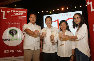 Tambunting Online Goes Live for 110th Anniversary in the Philippines