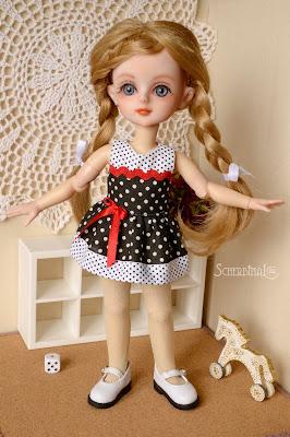 Маленькая Звездочка, одежда для кукол