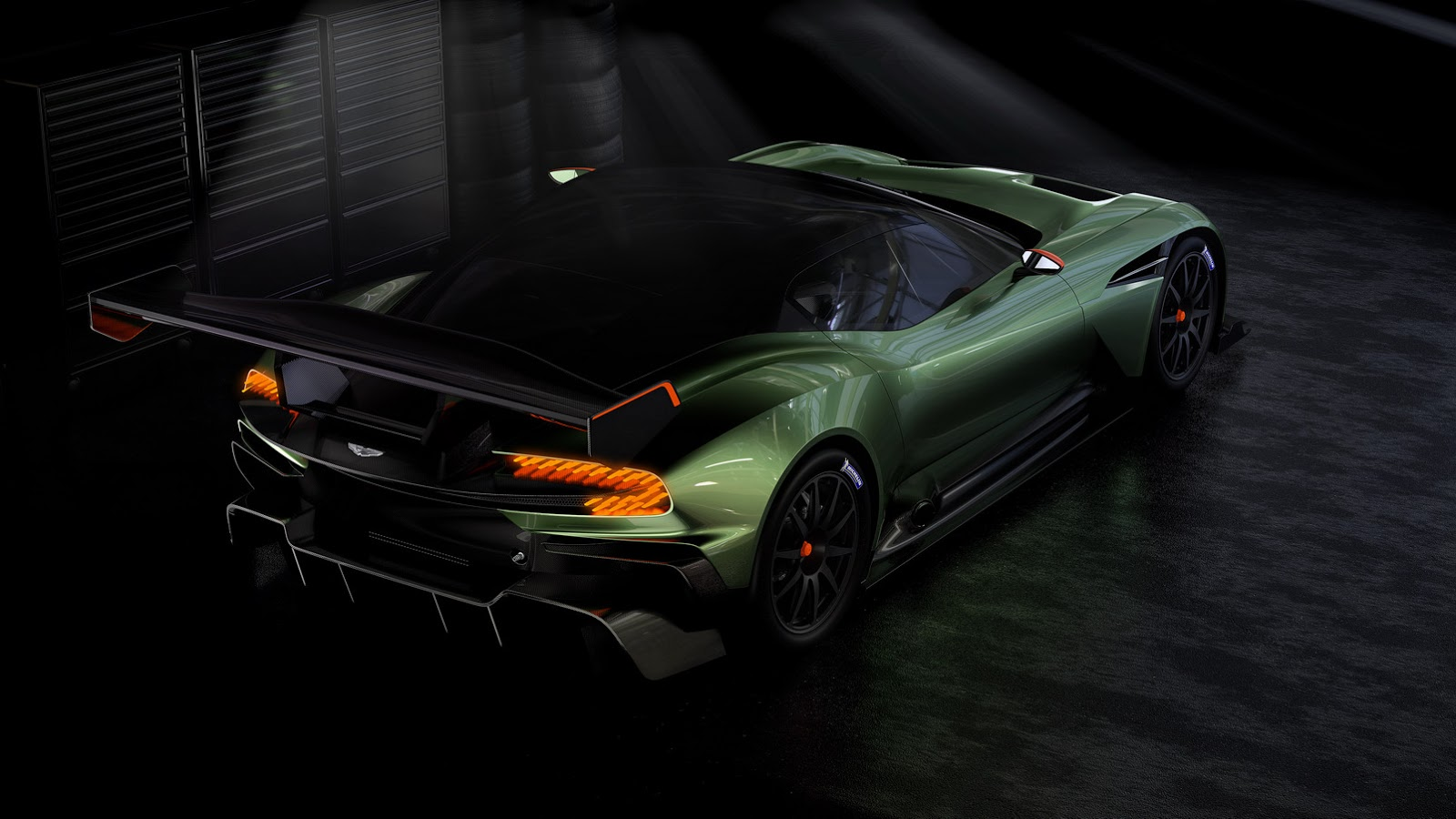 Aston Martin's New Vulcan Is Britain's 2nd Answer To