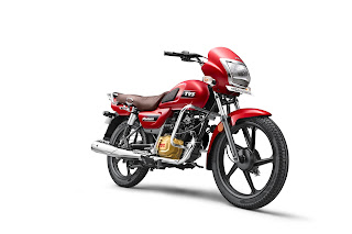 TVS introduced two new colours for TVS Radeon_Rajasthan