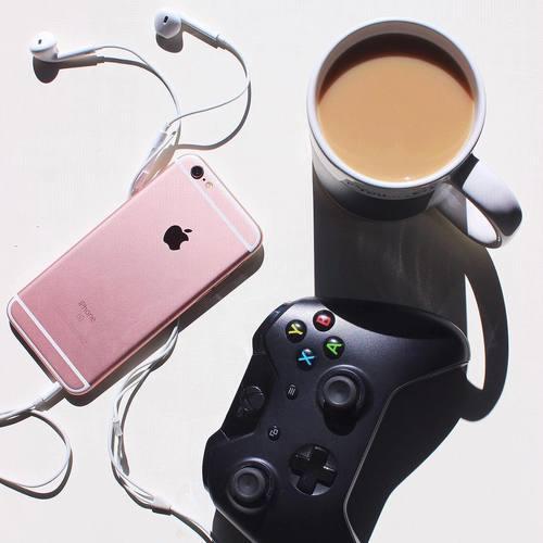 jogue video game