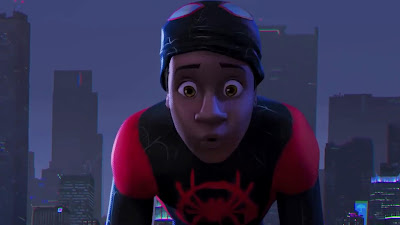 spider man into the spider verse movie photos