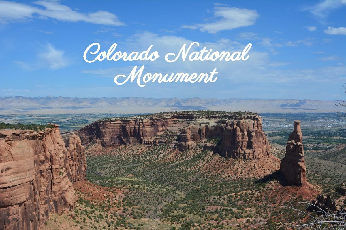 Point de vue Colorado National Monument