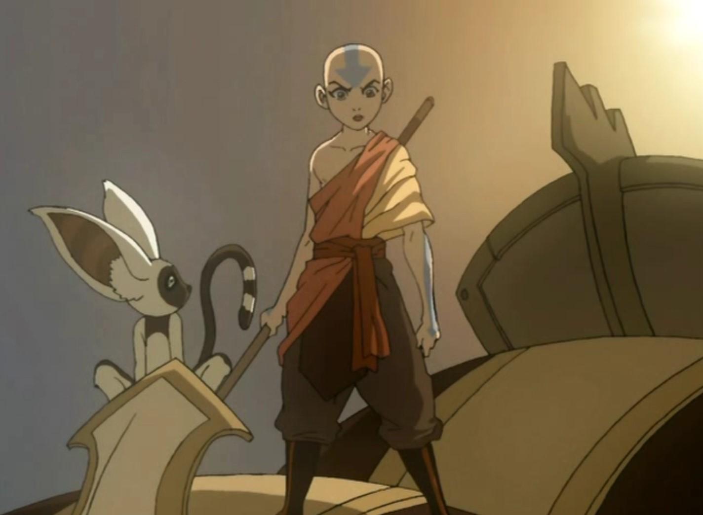 Avatar: A Lenda de Aang – Episódio 51 Dublado – O Dia do Sol Negro, 2ª Parte: O Eclipse