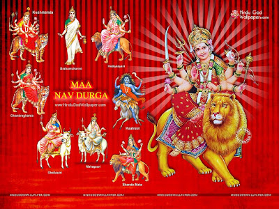Happy Navratri Best Wallpaper