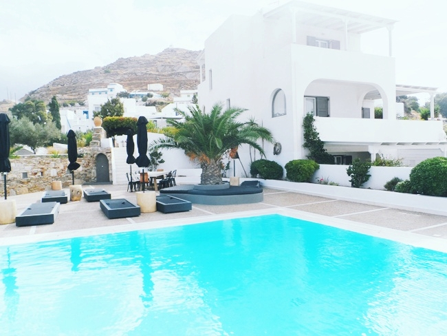 Liostasi hotel suites & spa private pool, Ios island, Cyclades