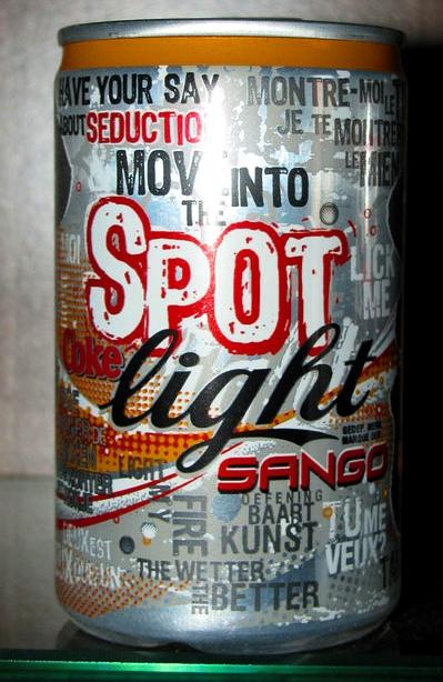 Coca-Cola Light Sango