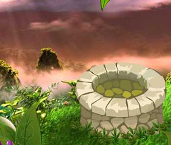 Juegos de Escape - Spring Flower Fantasy Escape