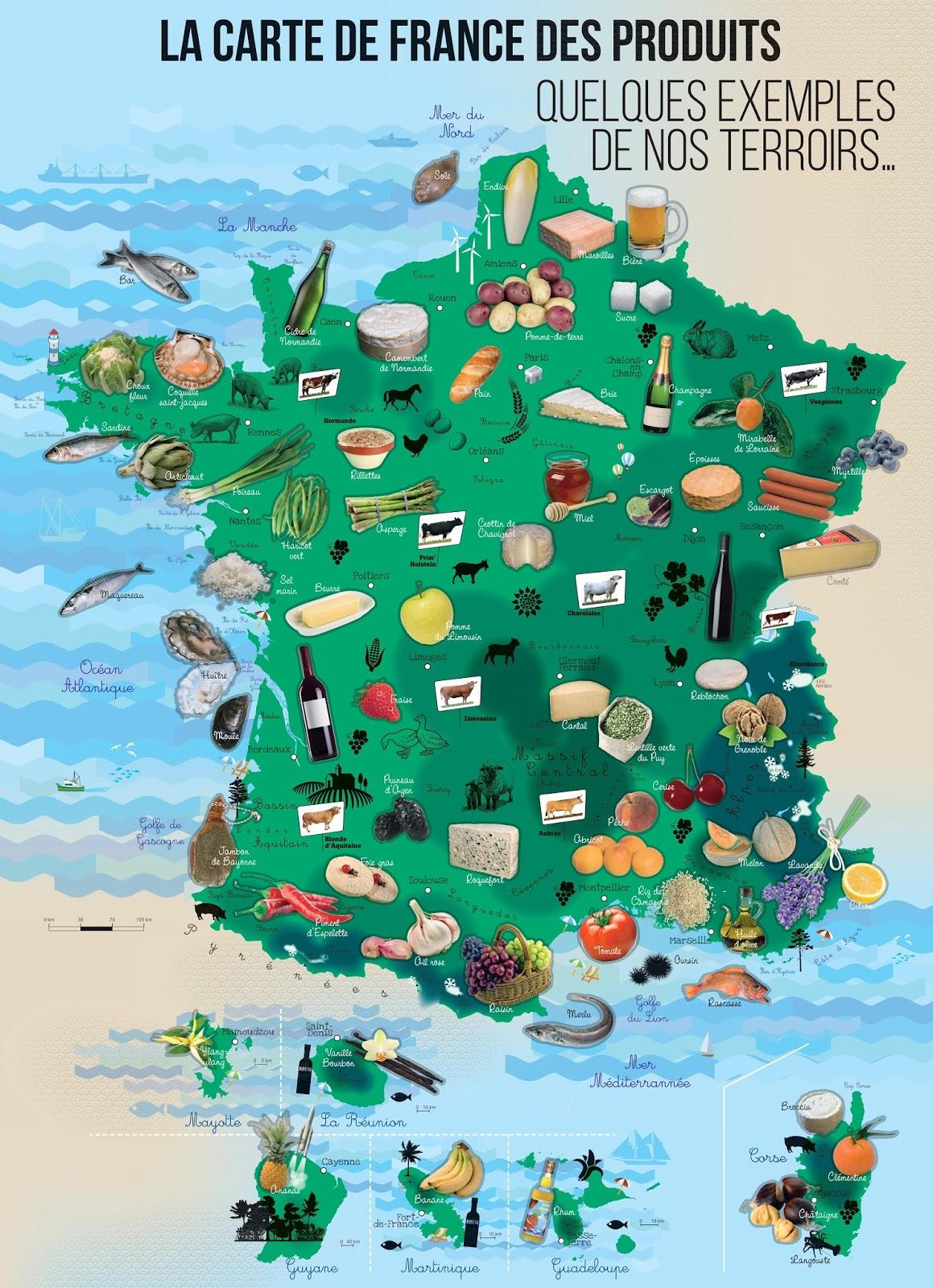 Ville Gastronomique  France