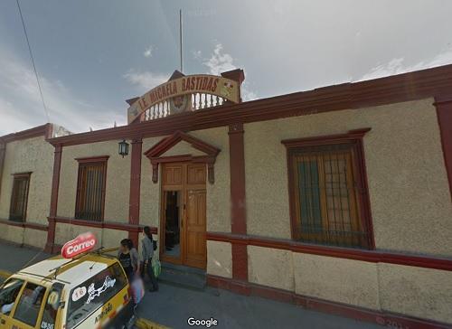 Colegio MICAELA BASTIDAS - Arequipa